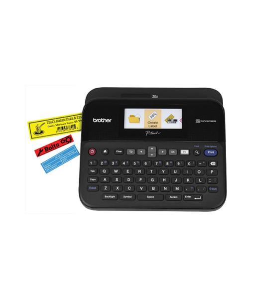 _0003_Brother P-Touch D600VP Kvisko printer Podgorica Crna Gora