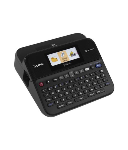 _0004_Brother P-Touch D600VP Kvisko printer Podgorica Crna Gora